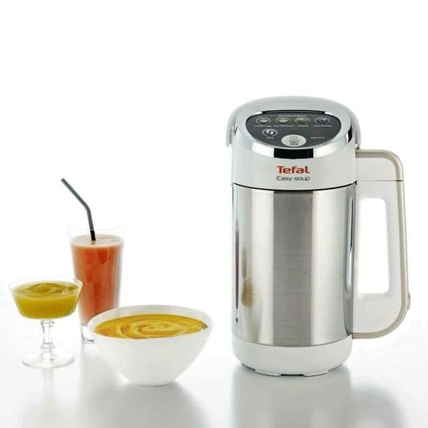 Tefal Easy Soup BL841140 1.2L Soup Maker 1000W With Recipe Book